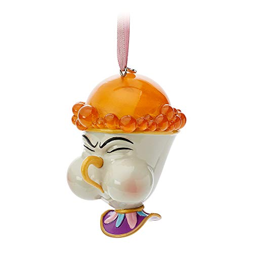 Disney Chip Sketchbook Ornament – Beauty and The Beast