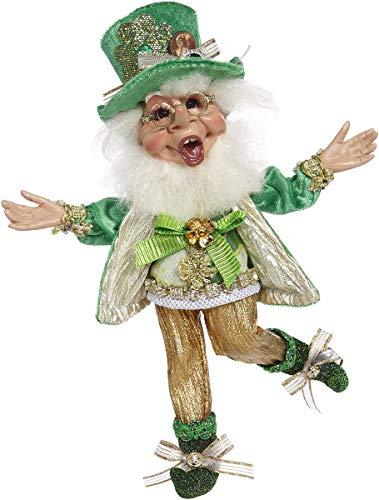 Mark Roberts Lucky Leprechaun Elf Small