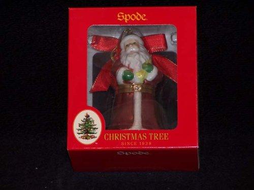 Spode Christmas Tree Ornament Santa Claus