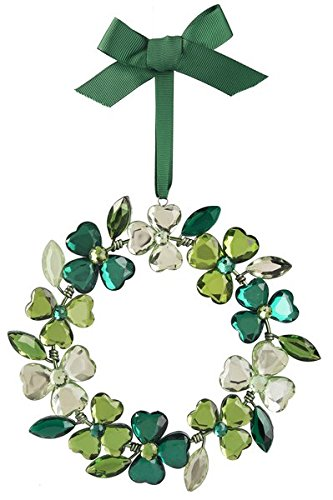 Ganz Shamrock Mini Wreath