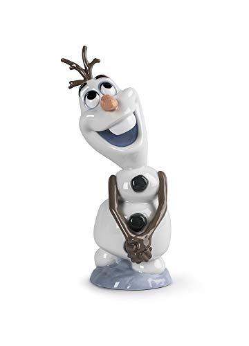 Lladro Olaf Figurine #9114