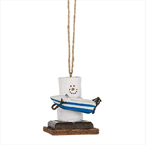 Midwest-CBK S'Mores Speed Boat Ornament