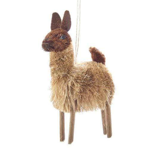 Kurt Adler Buri Llama Ornament