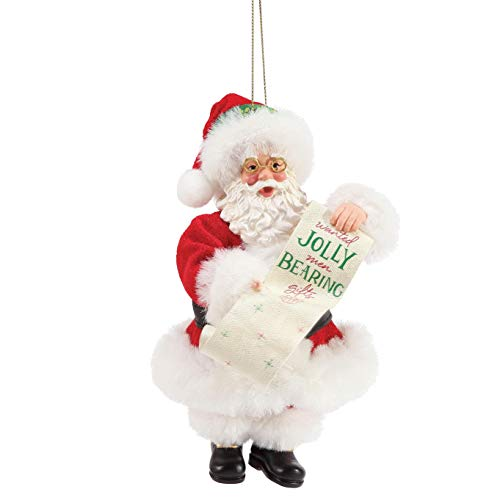Department 56 Possible Dreams Bearing Gifts Personalizable Hanging Ornament, 6 Inch, Multicolor