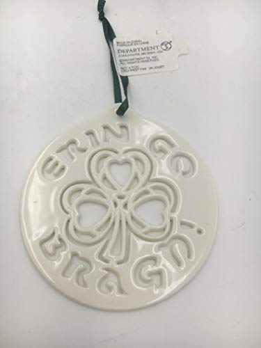 Department 56(St. Patrick's Day Celtic Cross Ornament (Set of 4) 23377