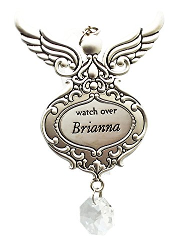 Watch Over Brianna Angel Charm Ornament – By Ganz