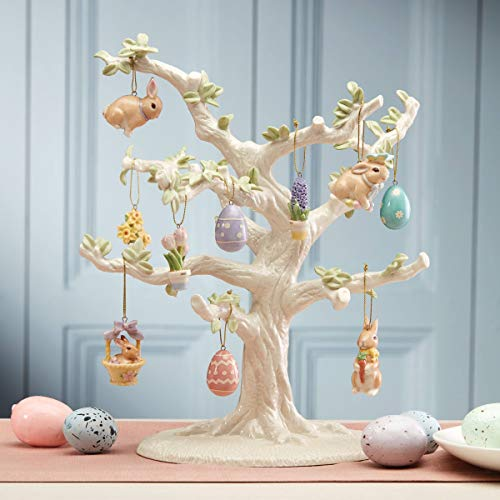 Lenox Celebrate Easter 10-Piece Ornament Set, Tree not Included