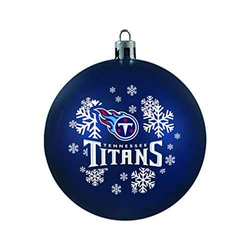 NFL Tennessee Titans Shatterproof Ball Ornament