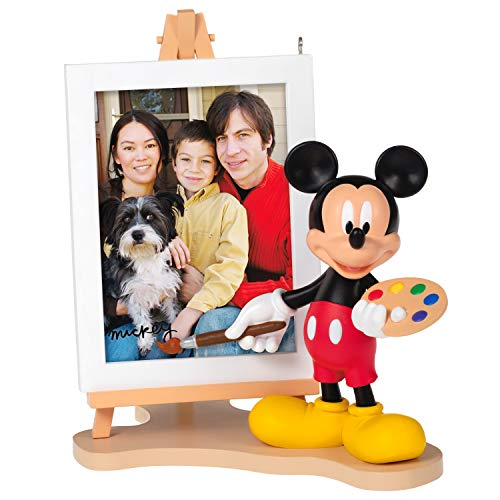 Hallmark Keepsake Ornament 2020 Picture Perfect Disney, Mickey Mouse Photo Frame