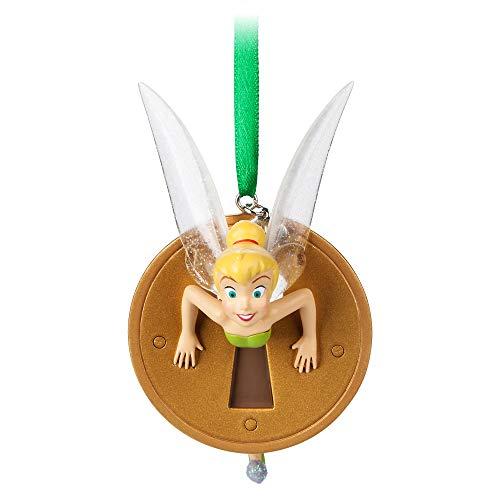 Marvel Disney Tinker Bell Sketchbook Ornament – Peter Pan