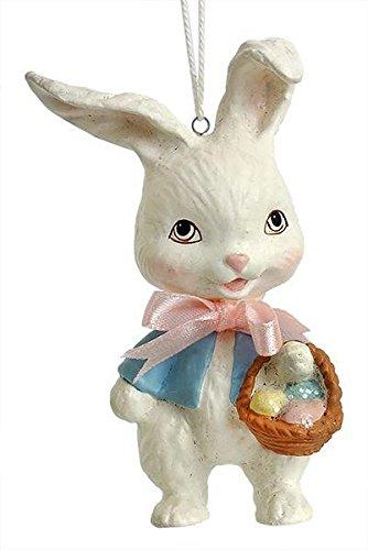Bethany Lowe Retro Bunny Ornament