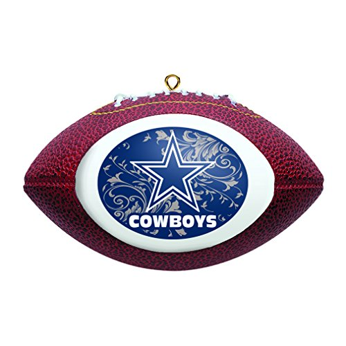 Boelter Brands NFL Dallas Cowboys Replica Football Ornament