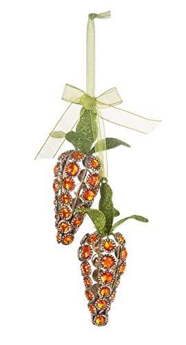 Ganz Hanging Gem Carrots