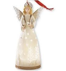 2011 Hallmark STARLIGHT ANGEL~ Keepsake Ornament Club Exclusive Ornament