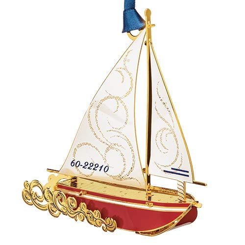 Beacon Design ChemArt Ornament – SLOOP
