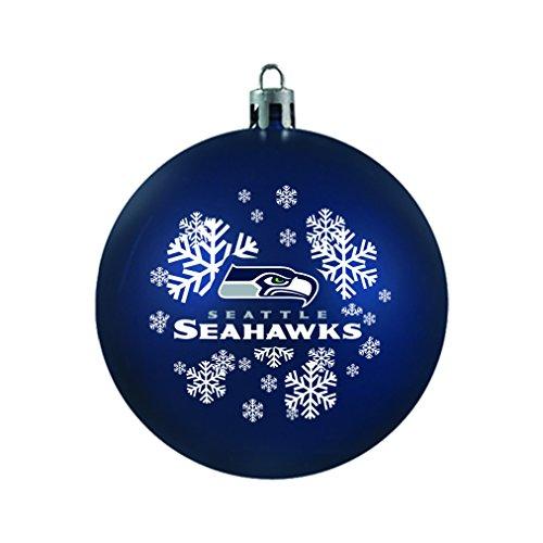 NFL Seattle Seahawks Shatterproof Ornament