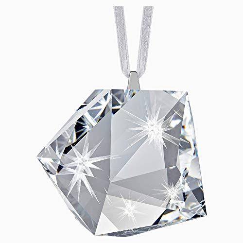 SWAROVSKI Daniel LIBESKIND Frosted Multi Star Ornament- 5514534