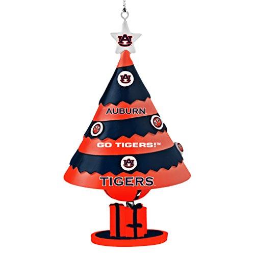 NCAA Auburn Tigers Tree Bell Ornament