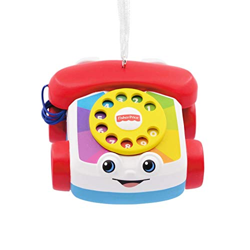 HMK Fisher Price Chatter Telephone Hallmark Ornament