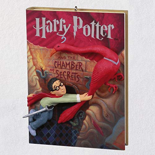 Harry Potter -Chamber of Secrets Christmas ORNAMENT-2019